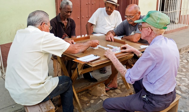 Garry Balding Dominoes Trinidad Cuba CC BY-NC-ND 2.0